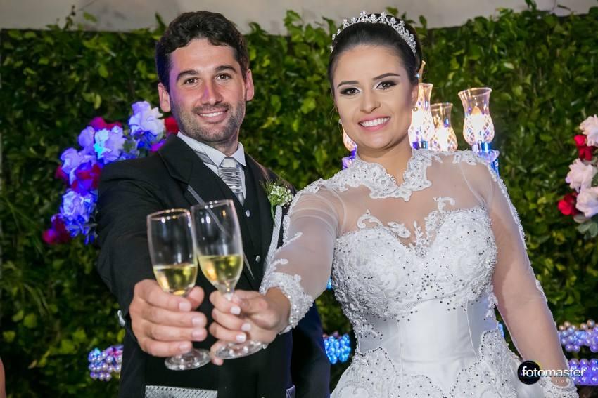 Casamento Luana Ferro e Fabiano